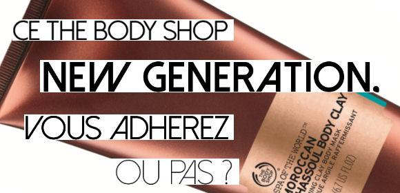 Argile Masque The Body Shop