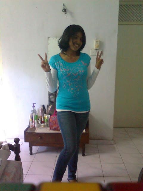 Srilanka Hot Girls Self shoot