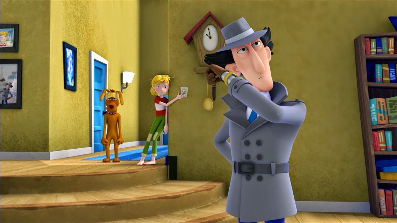 el inspector gadget 2015 - photo #7