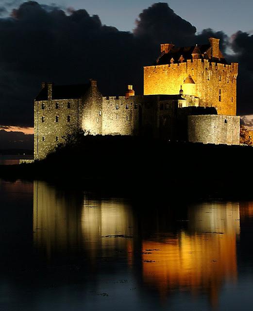 Castelo de Eilean Donan: recusa da banalidade