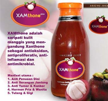 Xamthone Plus super murah 225rb/btl free B.kirim DKI jus kulit manggis terbaik