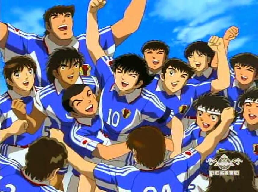 Captain Tsubasa Series