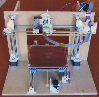adapto 3d printer
