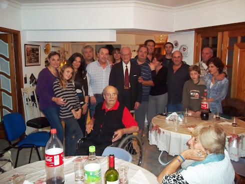 Merecido reconocimiento a integrantes de Apertura