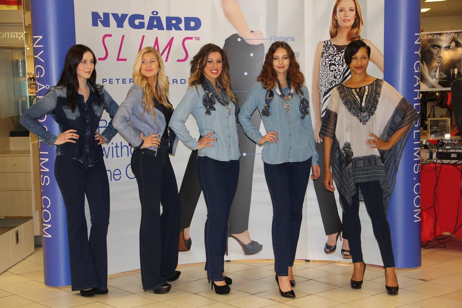 Peter Nygard Cancer Fashion Show