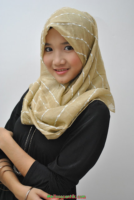Gambar Cewek Jilbab Terbaru 2014.