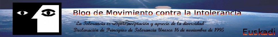 Movimiento contra la Intolerancia Euskadi