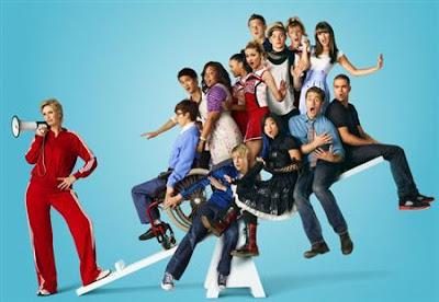 Glee - Christmas Wrapping