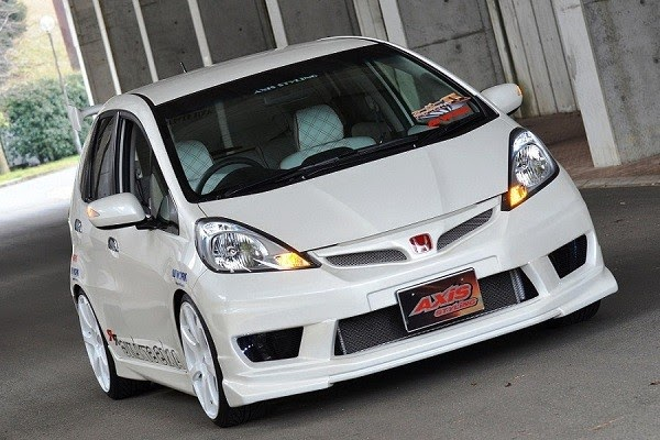 Full Bumper Honda Jazz 2011-2014 Axis Type R