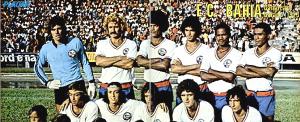 1973 a 1979 era heptacampeão