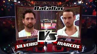 Silverio Belmonte y Marcos Galindo-Batallas La voz