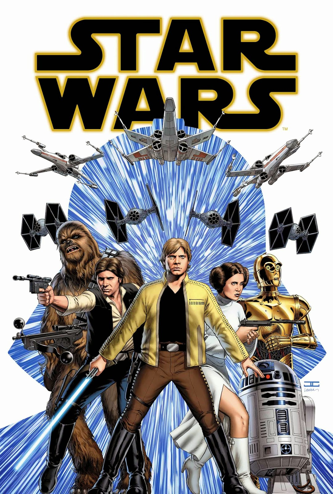 marvel star wars #1
