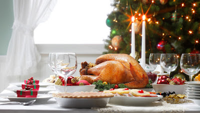 Cómo no engordar con las comidas navideñas