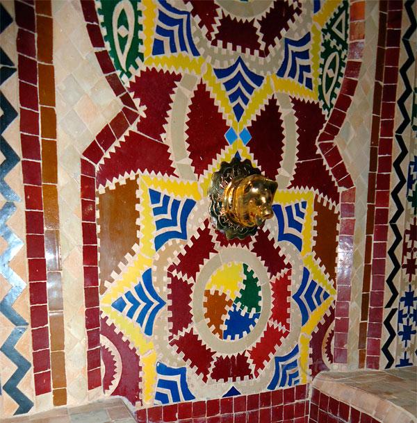 Artsandra artesan a y mosaico decoraci n rabe - Artesania y decoracion ...
