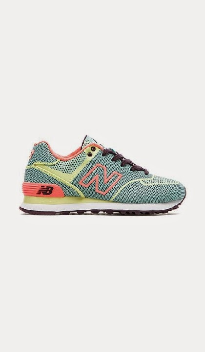 WOVEN COLLECTION SNEAKER NEW BALANCE