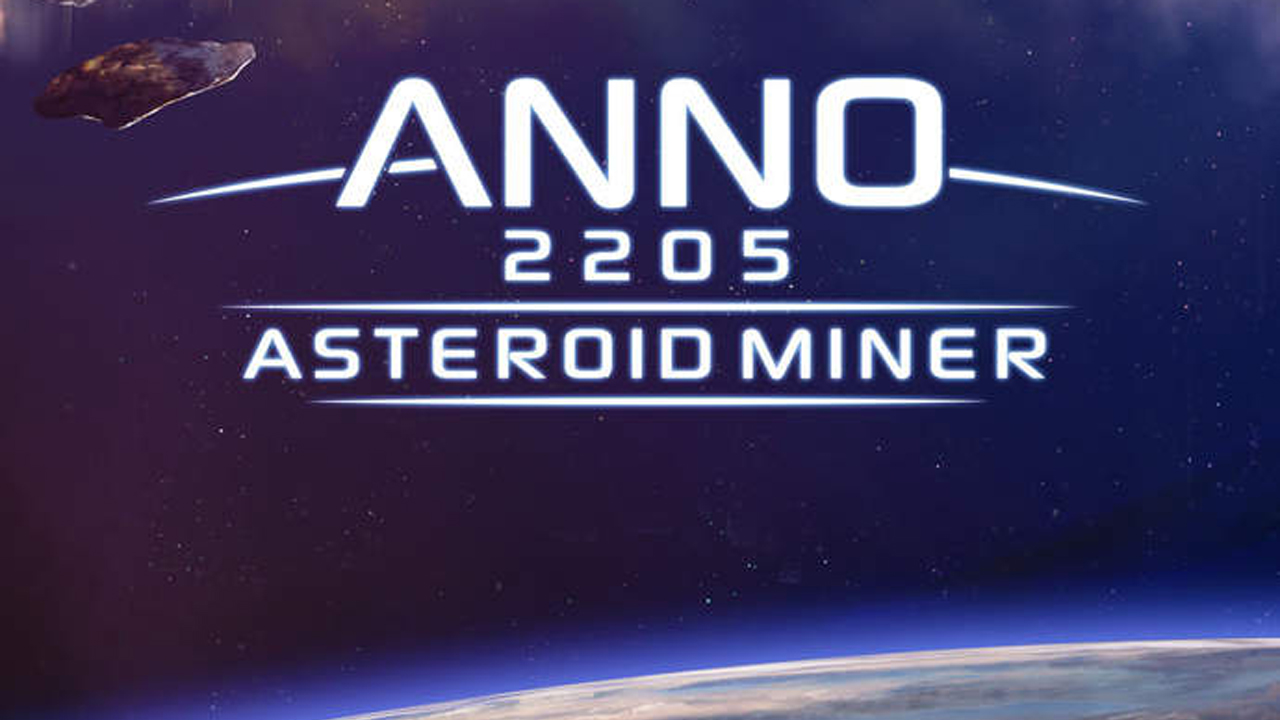 Anno 2205: Asteroid Miner Gameplay IOS / Android