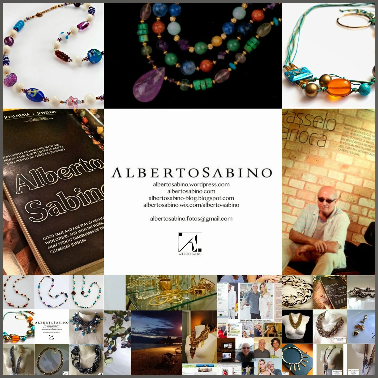 Alberto Sabino - Fashion Jewelry