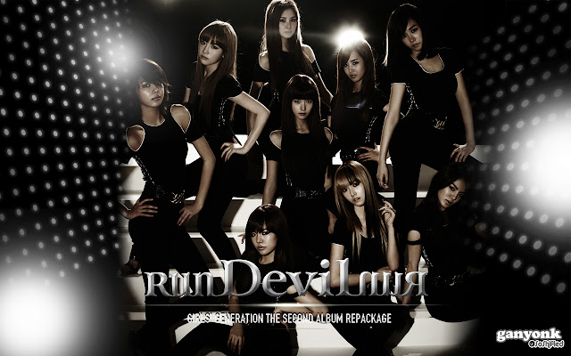 Music is My Life: SNSD - Run Devil Run Lyrics Romanization