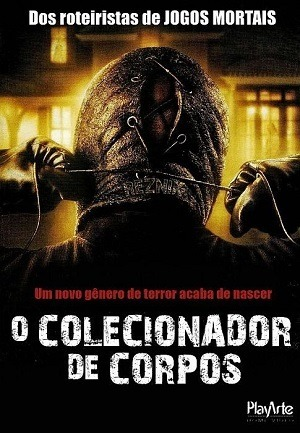 O Colecionador de Corpos Filmes Torrent Download capa