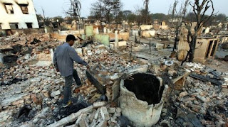 Wanita Dibakar Hidup-hidup, Myanmar Kembali Dilanda Kekerasan Sektarian