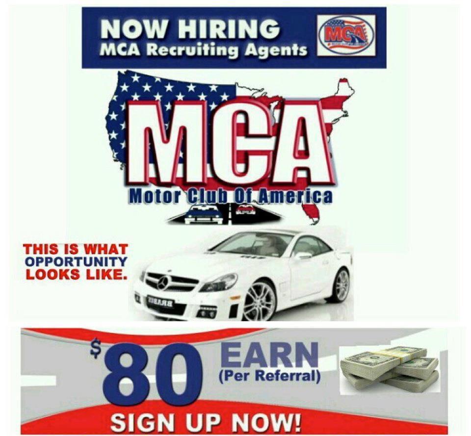 Motor Club Of America Mca