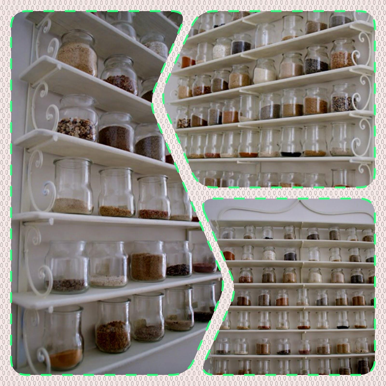 collezione di sabbie