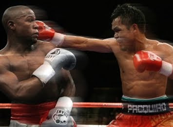 Manny Pacquiao Floyd Mayweather Jr May 5 Fight