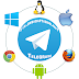 Usa Telegram en tu Windows, Mac, Linux, WPhone o Navegador Web!