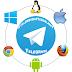 Usa Telegram en tu Windows, Mac, Linux, WPhone o Navegador Web!