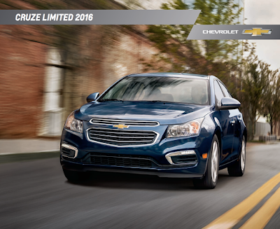 Downloadable 2016 Chevrolet Cruze Limited Brochure