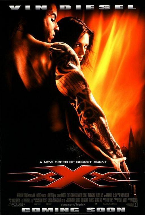 xXx 2002 movie