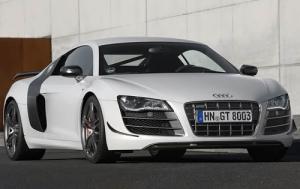 2012 Audi R8 GT Wallpaper