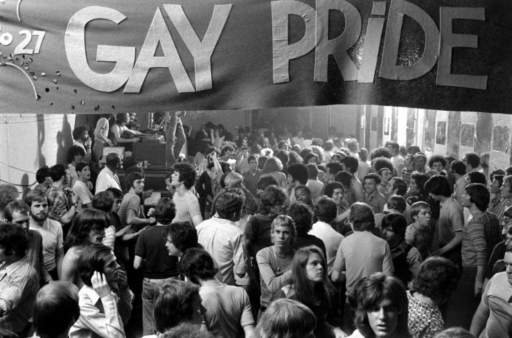 """gay activism of the 1960s and Historians believe that this """"stonewall rebellion"""" marked the beginning of the gay rights movement focus of the civil rights movement in the mid-1960s."""