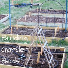 Building a Garden Bed