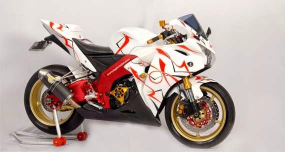 Modifikasi Honda CBR 250 Terbaru 2014