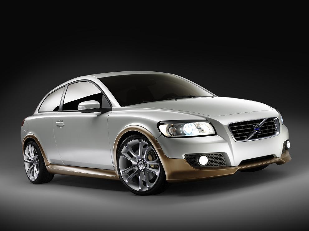 model cars of the world volvo c30. Black Bedroom Furniture Sets. Home Design Ideas