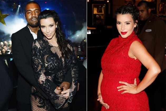 Amerika, Hiburan, Artis Amerika, Hollywood, Kim Kardashian, Saya, Gusar, Tapi, Teruja, Menjadi, Ibu