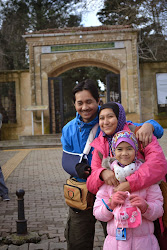 Me and my family @ Istanbul, Turki