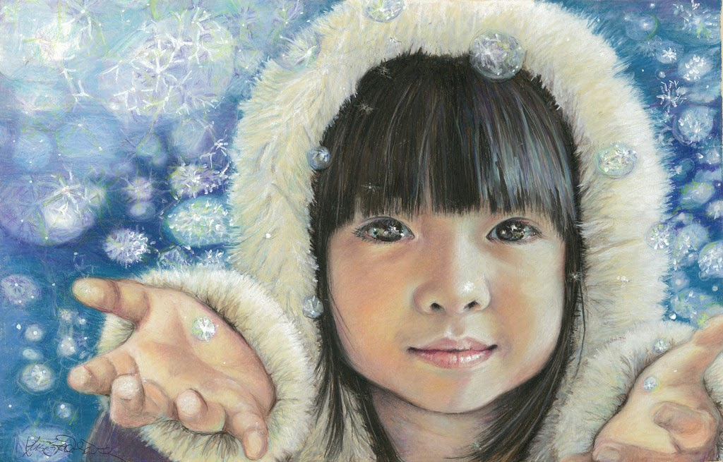 COLORED PENCIL Magazine - Contests & Giveaways!: January CPM Art ...