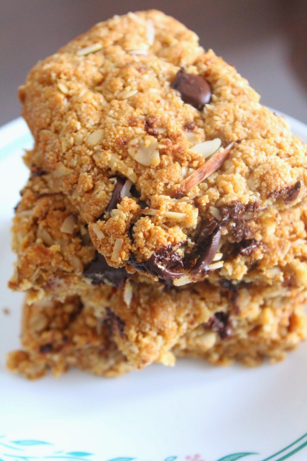 Chocolate Chip Blondie Recipe Uk