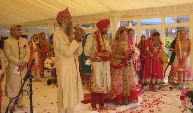 sikh granthi, gyani, ragi, paathi, bhai sikh wedding terms