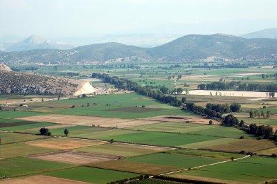 Αποτέλεσμα εικόνας για ελληνικες πεδιαδες