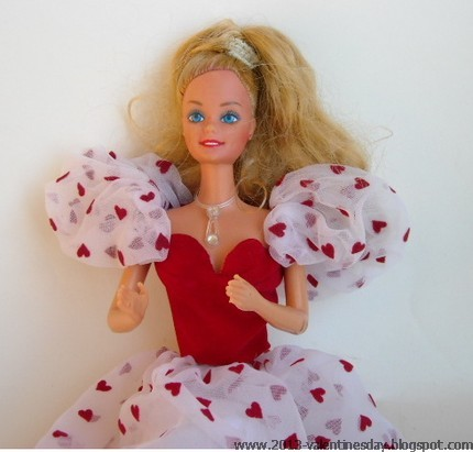 valentine's day barbie wallpaper, pictures, Ideas