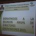 SE LLEVA A CABO REUNIÓN ANUAL DE DIRECTORES Y ORIENTADORES 2015 EN EL CAMPUS CONALEP RÍO BRAVO.