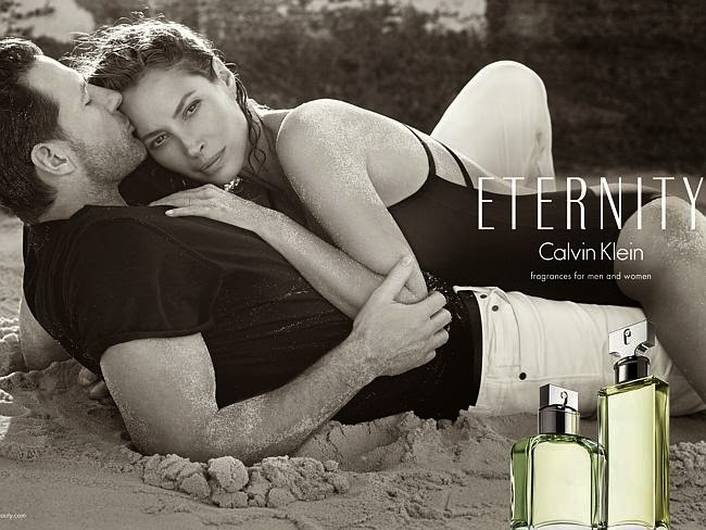 Watching Calvin Klein's latest fragrance advert of 2014, it is impossible to believe that Christy Turlington is nearing her half century.