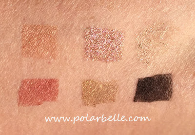 swatches, review