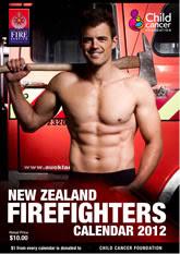 calendario bomberos Nueva Zelanda