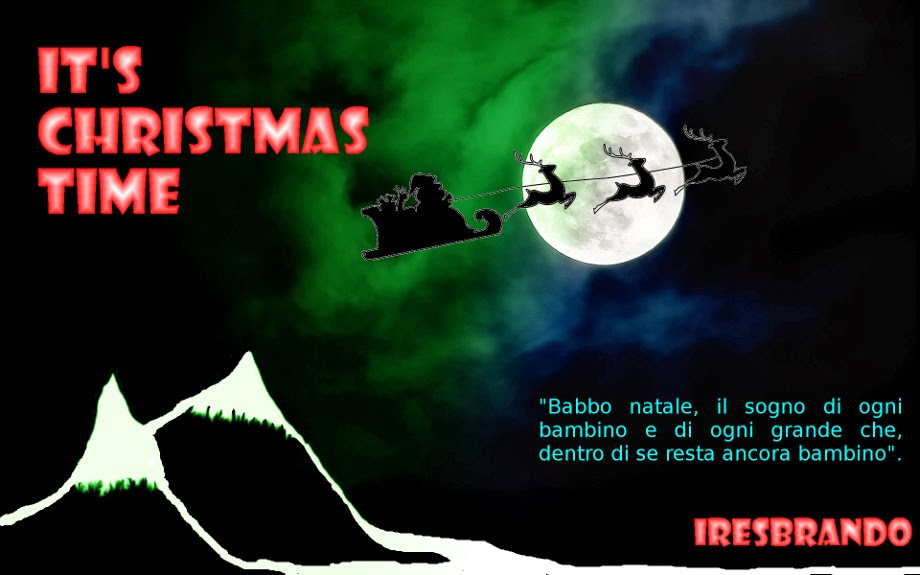 "IL MIO LIBRO ""IT'S CHRISTMAS TIME"""