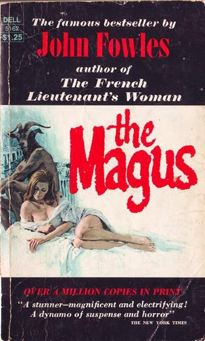 Portada de The Magus