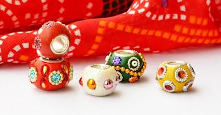 Pandora Kashmiri Beads